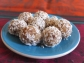 Apricot and almond energy balls